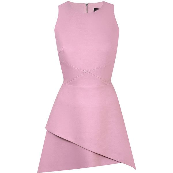 Rebson The Mix Clara Dress - Pink found on Polyvore