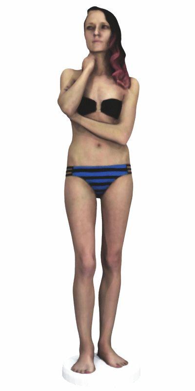 3D body scanning. More @ virtualyou.co.za
