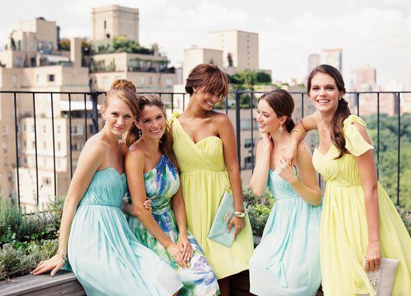 Sponsored Post: Donna Morgan Bridesmaids « Southern Weddings Magazine