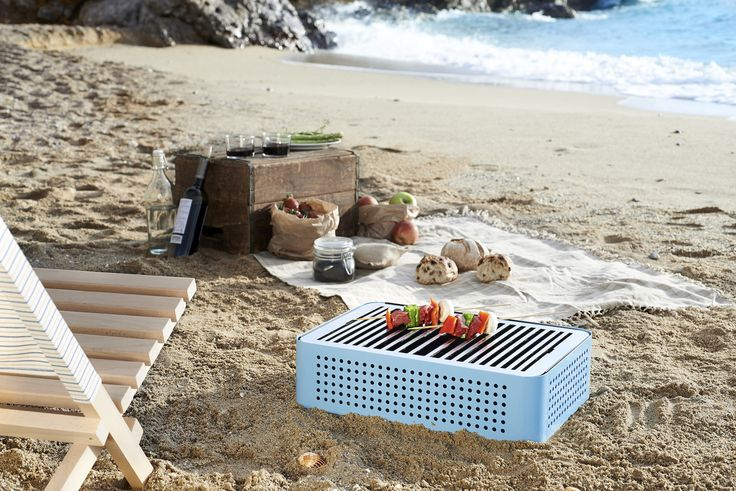 Stylish and portable cooking!