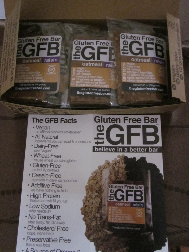 Win A Case Of #Gluten Free Snack Bars ~ USA only    1 Prize Winner