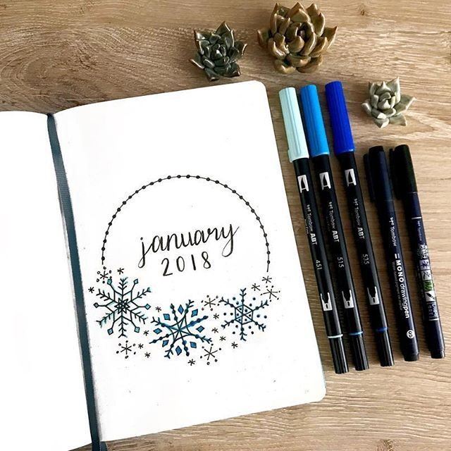 My January cover page! Pens used: Tombow Dual Brush Pens (No. 451, No. 515, No. 535) Tombow Mono Drawing Pen (0.3mm) Tombow Fudenosuke Hard Brush Pen . . . #monthlyspread #showmeyourplanner #showmeyourbulletjournal #bujobeauty #tombow #bulletjournal #bujojunkies #leuchtturm1917 #bulletjournaling #WeAreBujo #journal #bulletjournaljunkies #bujo #planner #plannercommunity #planninginspiration4you #lifebyw #bulletjournalcommunity #ProductiveandFree #bulletjournalss #plannerpicturefe...