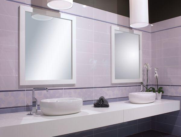 #Ceramica #Muro #Baño #Bathroom