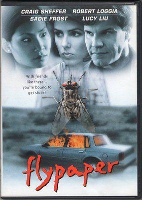 Flypaper Craig Sheffer Robert Loggia Sadie Lucy Liu Region 1 DVD