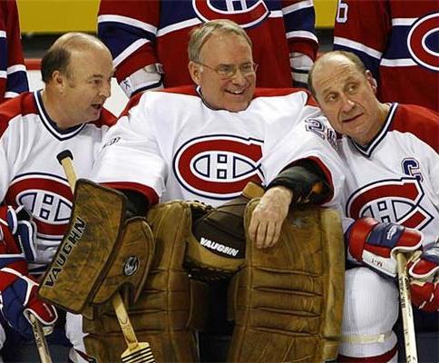 Steve Shutt, KenDryden et Bob Gainey en tant qu'invités d'honneur lors d'un match au Centre Bell contre leurs éternels rivaux, les Bruins de Boston entourant les célébrations du centenaire du Canadien de Montréal le 4 décembre 2009, soit exactement 100 ans après la fondation du club de hockey. Durant ce match. l'attaquant Michael Cammalleri réussit un tour du chapeau dans une victoire convaincante de 5-1 pour les Canadiens.