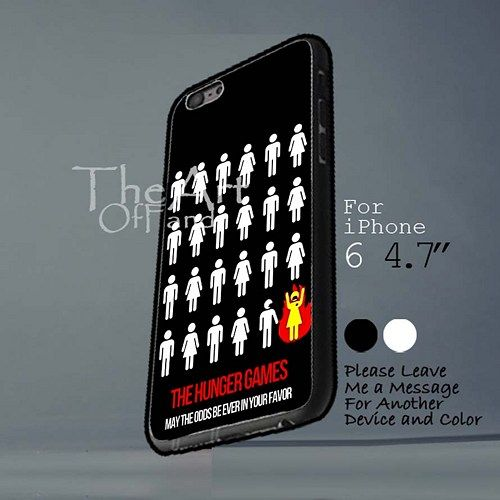 The Hunger Games art, iPhone 6, Note For 6 Plus