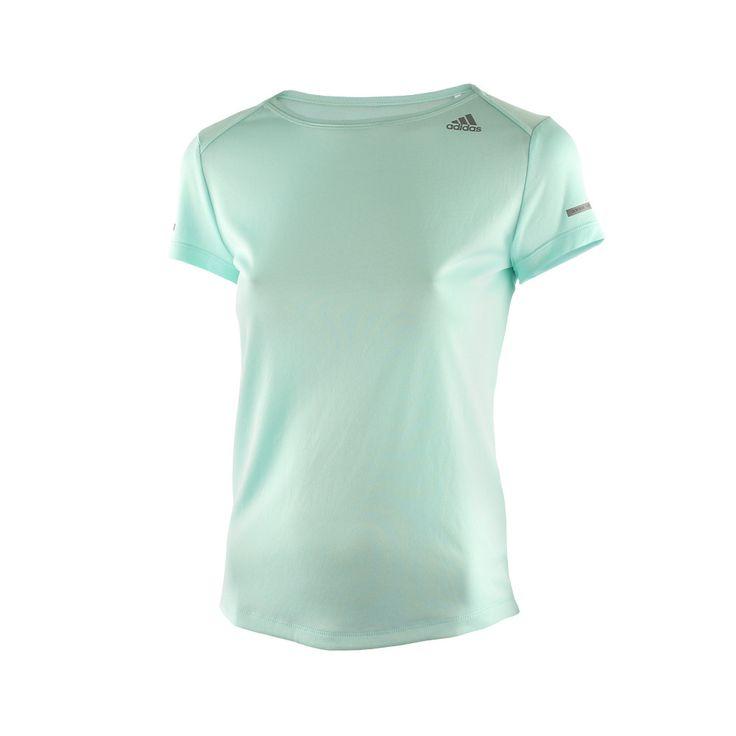 Womens adidas Run T-Shirt - Womens Clothing