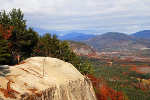 Cathedral Ledge in North Conway, NH