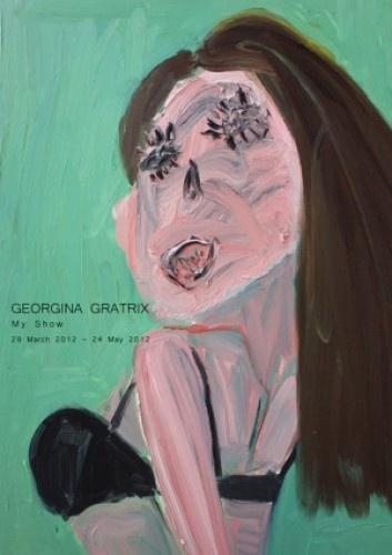 "Georgina Gratrix...""My Show""...first solo exhibit at SMAC gallery in Stellenbosch"
