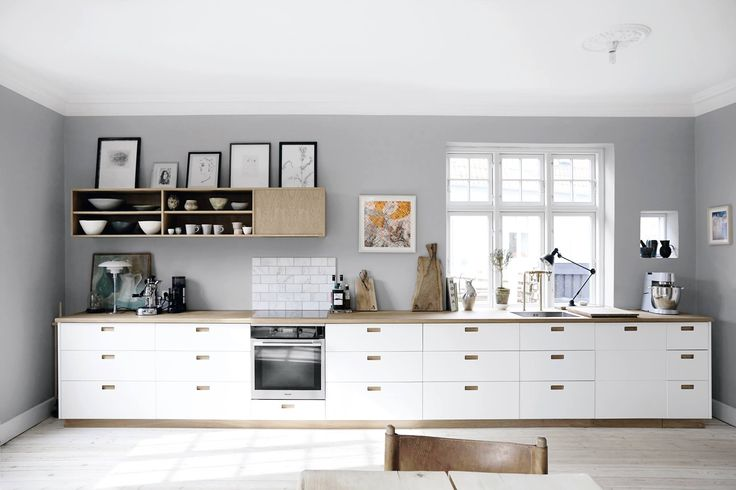 drømmekjøkken, dream kitchen oktobernummeret av Bo Bedre Bo Bedre ...