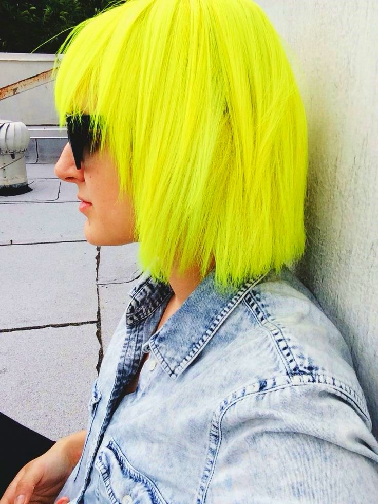 1000+ ideas about Yellow Hair Dye on Pinterest | Yellow ...