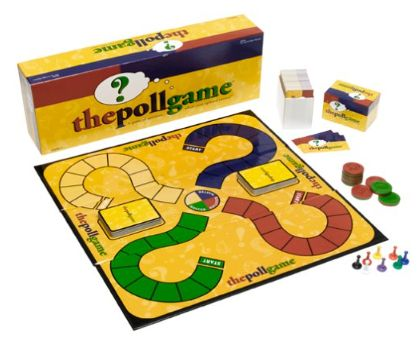 The Playful Otter: The Poll Game