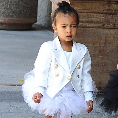 North West's best style hits