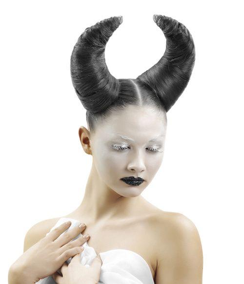 Make up Halloween 2012 trucco strega vampiro zombie Trucco da diavolo - foto 7 di 18 - Stile.it . http://www.amazon.com/dp/B007FMC8I8/?tag=googoo0f-20 #Halloween