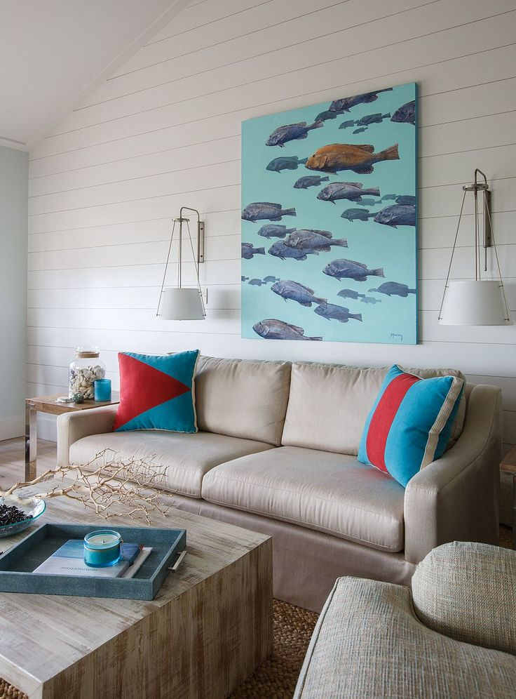 32 Best Beach House Interior Design Ideas And Decorations: 25 Best AWD: Nautical Beach Condo Images On Pinterest