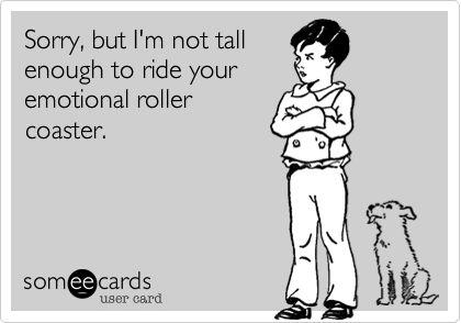 Finally a positive thing about being short ;) Bahahahahahaha