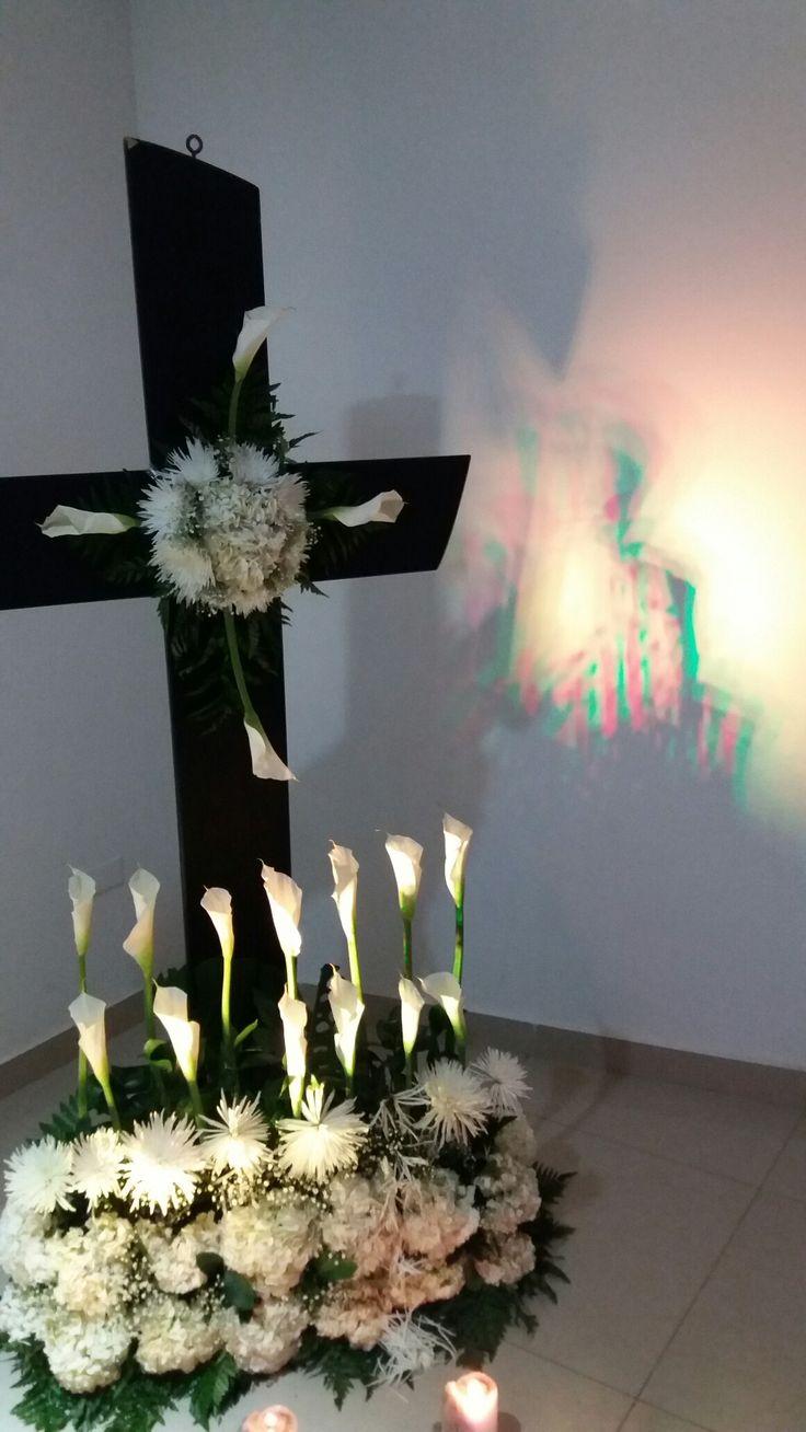 La Virgen acompañandonos en el Retiro