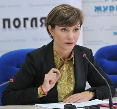 Statement by Elena Bondarenko—People's Deputy of Verkhovna Rada of Ukraine | SLAVYANGRAD.org