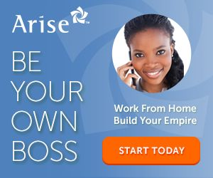 Arise work at home opportunity