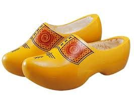 unlike everybody else in the world thinks we do not walk on clogs all day