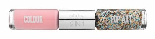 Angel & Upper Street 2 in 1 Colour & Pop Art | nails inc