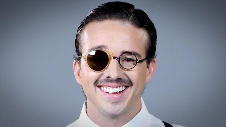 Men's Eyewear: 1930s To Now