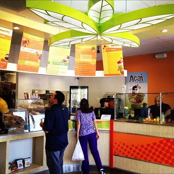 Juice It Up! Raw Juice Bar In Los Angeles USC At Marengo #juiceitup