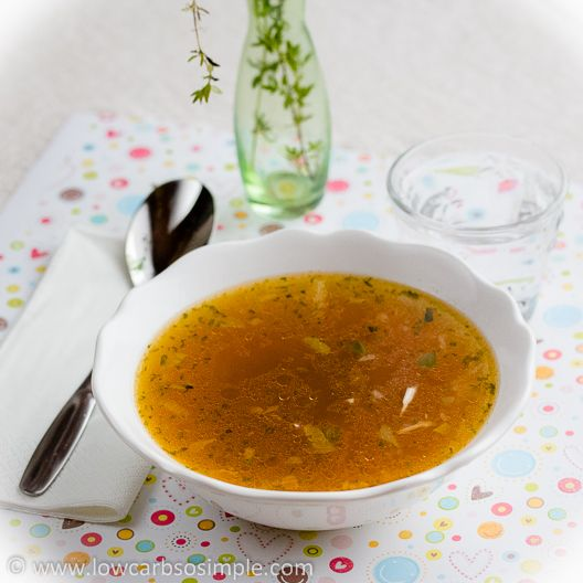 """This """"fat burning soup"""" simply forces you shred fat. This easy and spicy soup is great for the flu too: it's quick to fix, gives immediate relief and helps you recover sooner."""