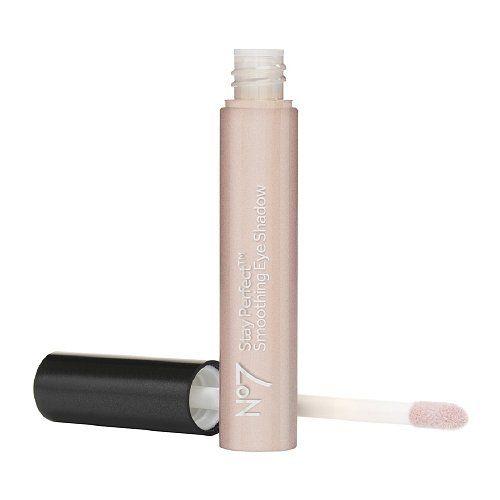 Boots No7 Stay Perfect Smoothing Eye Shadow, Pretty Pink    Skin Deep® Cosmetics Database   EWG 2