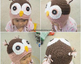 Sloth Crochet Hat Custom