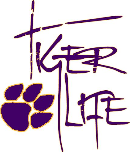 Tiger Life shirts for sale. Geaux tigers!