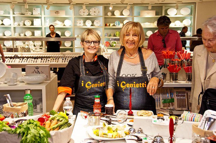 Genietti & Anna Moroni La Rinascente Milano #genietti #AnnaMoroni
