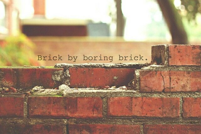 paramore quotes brick by boring brick - photo #22