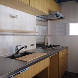 池田町の平屋の部屋 キッチン