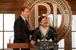 We take a closer look at the careers of Will Ferrell & Zach Galfianakis as they team up for The Campaign.