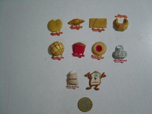Figuras Tía Rosa Imán Para Refrigerador 10 Piezas en venta en Romero De Terreros Coyoacán Distrito Federal por sólo $ 295,00 - CompraCompras.com Mexico