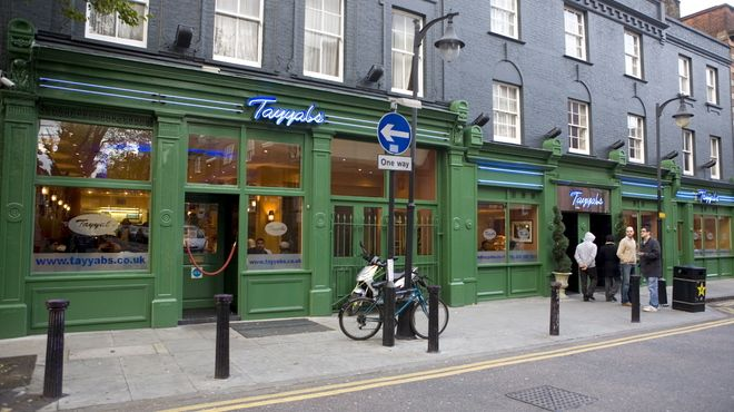 Tayyabs: Indian (Whitechapel)