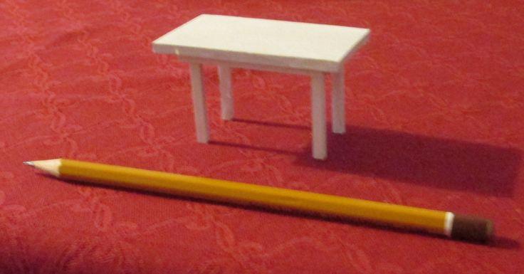 Midsomer cottage - table