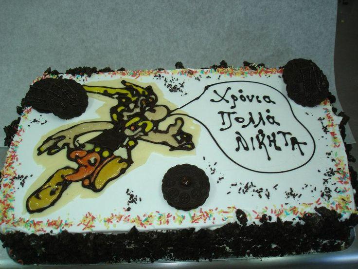 Birthday cake!!!Asterix....