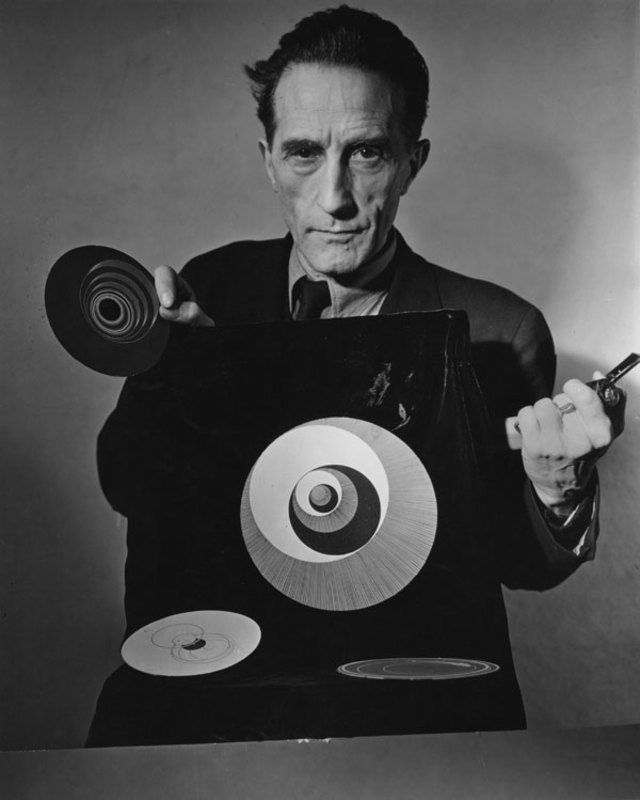 The Silver Screen Surfer: The Dada Films Of Hans Richter