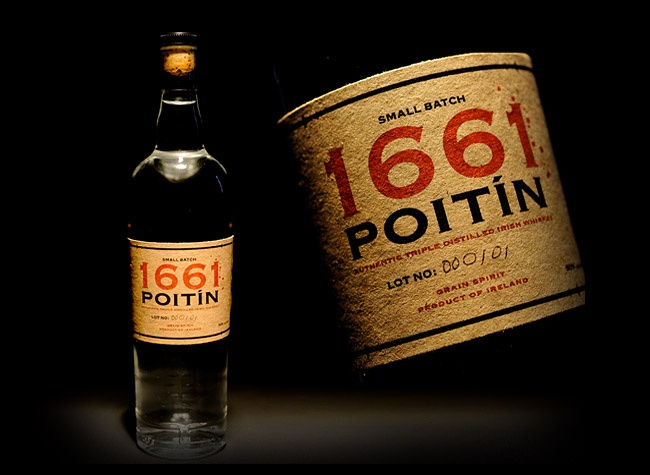 Poitín is essentially the traditional Irish equivalent to moonshine and holds a reputation for being one of the strongest spirits in the world, thanks to its 60%-95% ABV.