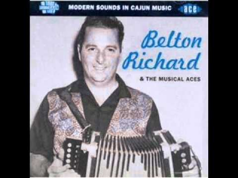Cajun Fugitive - Belmont Richard - YouTube