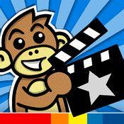"""IOS. GRATIS. """"Toontastic"""". Eina per crear narracions digitals animades. Disponible una edició per escoles sense restriccions a 8,99 €."""