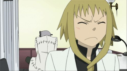 I haven't watched Soul Eater in a long time, but I remember how much I freakin loved Stein.