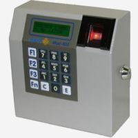 Relógio de Ponto Biométrico  Use o modelo FPT do relógio de ponto biométrico  O modelo FPT - Finger Point Terminal do relógio de ponto biométrico permite o reconhecimento da impressão digital do funcionário por meio online ou por um software biométrico que acompanha o equipamento. O relógio de ponto biométrico além de ser utilizado como controle de ponto, pode ser indicado para controle de fluxo e acesso.