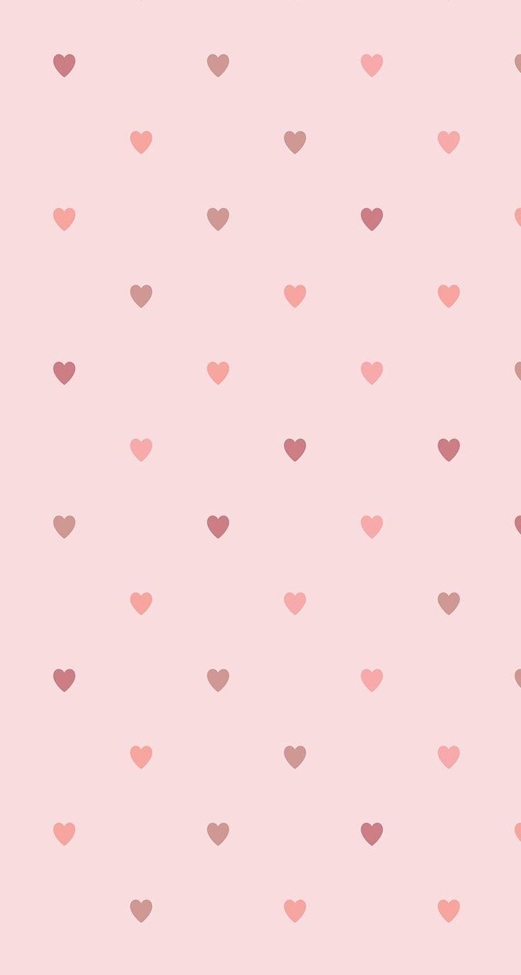 Corações Rosinha
