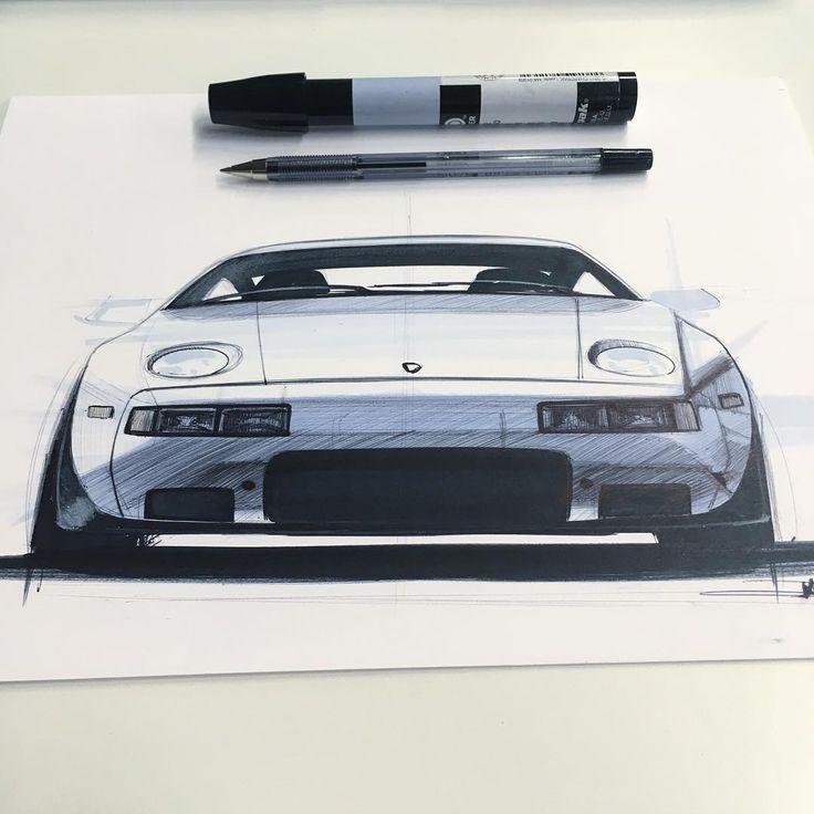 2915 best Sketch & Design images on Pinterest | Car sketch ...