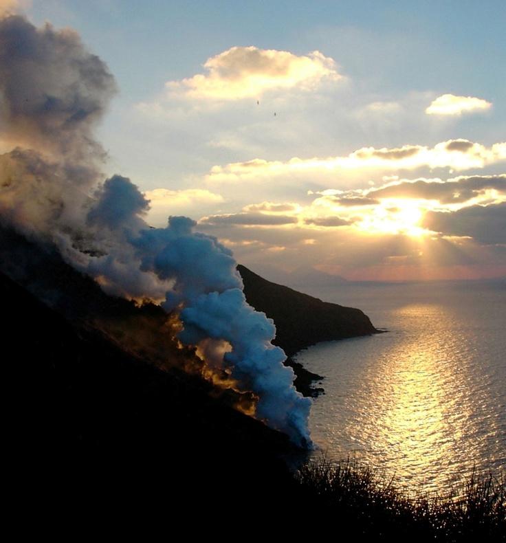 Stromboli / Isole Eolie / Sicilia / Italia, province of Messina