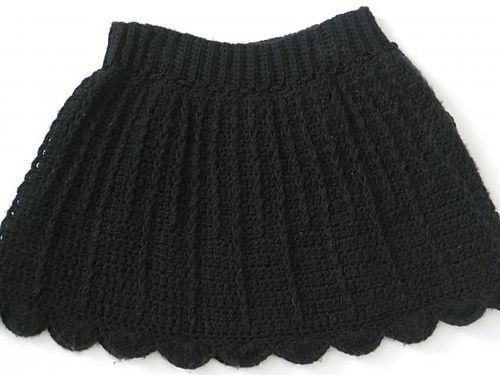 Ravelry: Olivia Skirt pattern by Janelle Khawly