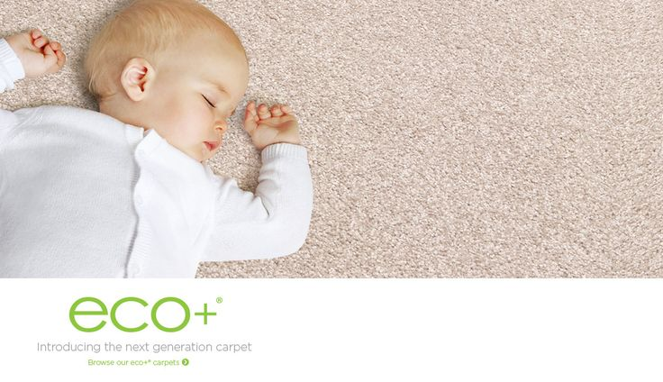 The Sorona® polymer in Godfrey Hirst eco+ places less reliance on non-renewable resources and generates less greenhouse gases to produce than nylon.